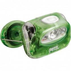 Linterna frontal 4 LED (Color Verde) Petzl Zipka