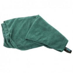 "Toalla de Viaje """"Tek"""" de Microfibra (XSmall) (Color Verde Jade)"
