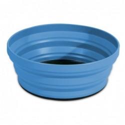 Tazón plegable (Color Azul)