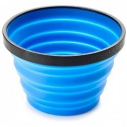 Taza plegable (Color Azul)