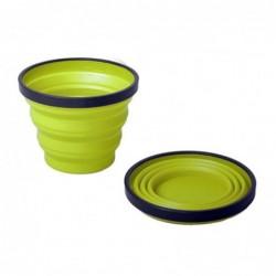Taza plegable (Color Lima)