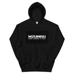 Sudadera con capucha unisex de Mzungu
