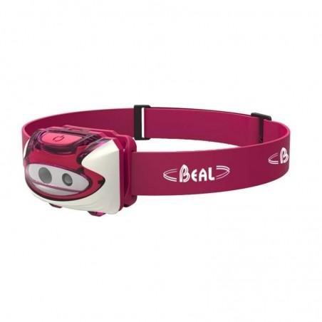 Linterna frontal Beal L80 (Color Rojo)