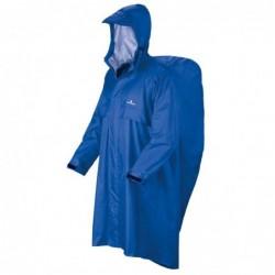 Poncho de Lluvia con espacio para la mochila (Grande)