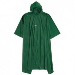 Poncho PVC impermeable (Color Verde)