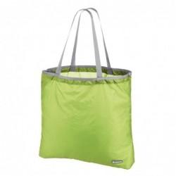 Bolsa de compra plegable Lydd de 15 litros (Color Verde)