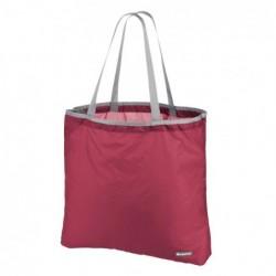 Bolsa de compra plegable Lydd de 15 litros (Color Rojo)