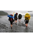 Protección contra la lluvia en tus viajes